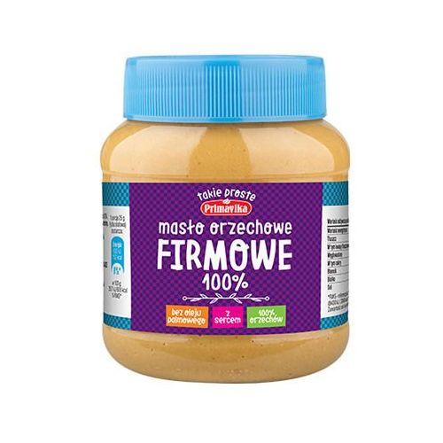 Primavika masło orzechowe firmowe - 350g - smooth