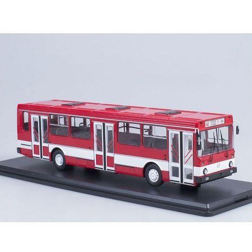 LIAZ-5256 City Bus (red/white) - DARMOWA DOSTAWA!!! (4600001040218)