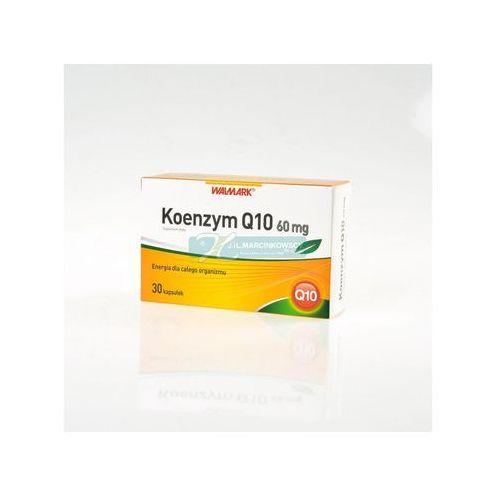 Koenzym Q-10 2 x mocniejszy kaps. 0,06 g 30 kaps. (artykuł z kategorii Leki na przeziębienie i grypę)