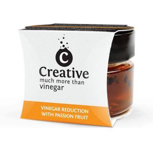Redukcja portugalskiego octu owocowego z marakują Creative 100ml (Oleje, oliwy i octy)
