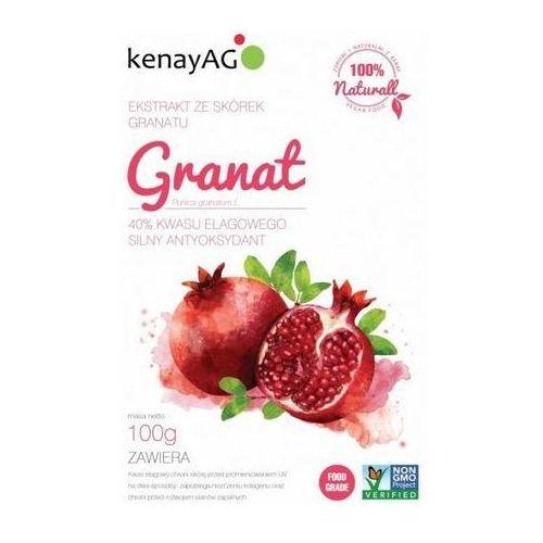 Granat ekstrakt sproszkowany owoc 100g marki Kenay ag