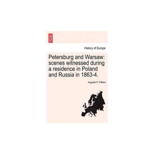 Petersburg and Warsaw (9781240911141)