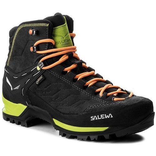 Trekkingi - mtn trainer mid gtx gore-tex 63458-0974 black/sulphur spring, Salewa, 40-46