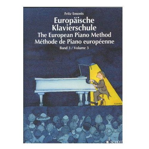 European Piano Method - Volume 3 (9783795750046)