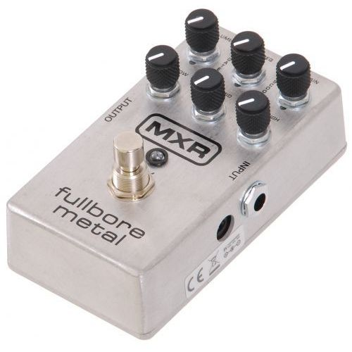MXR M116 Fullbore Metal Distortion - efekt gitarowy