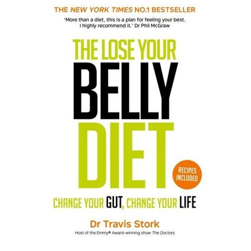 The Lose Your Belly Diet Stork, Travis, M.D. (9780593079317)