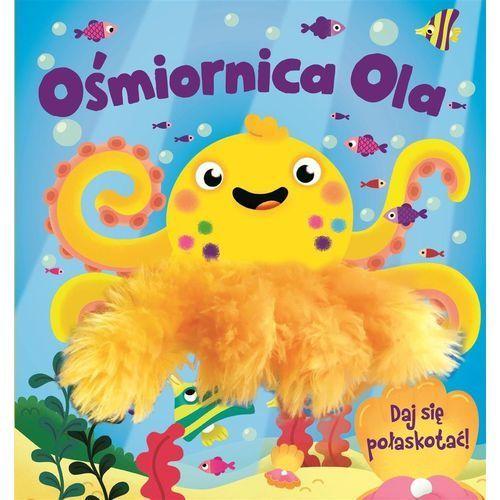 Ośmiornica Ola - pacynka - Opracowanie zbiorowe, praca zbiorowa
