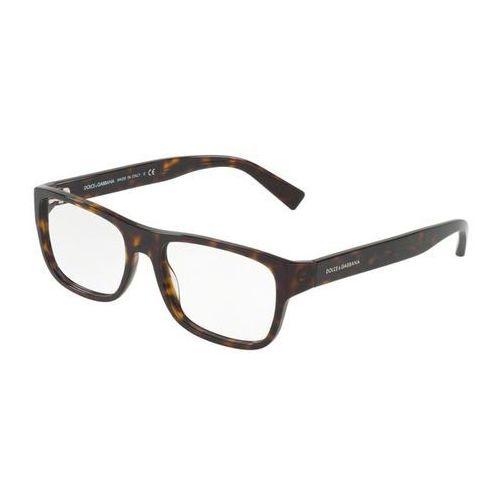 Okulary korekcyjne dg3276 502 marki Dolce & gabbana