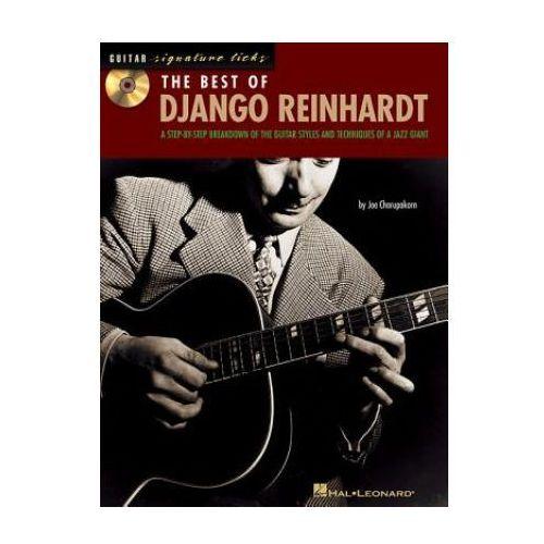 Signature Licks: The Best of Django Reinhardt (9780634034312)