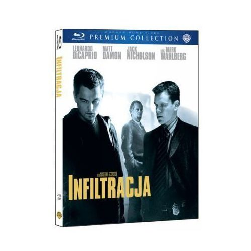 Galapagos films Infiltracja (bd) premium collection 7321996117293