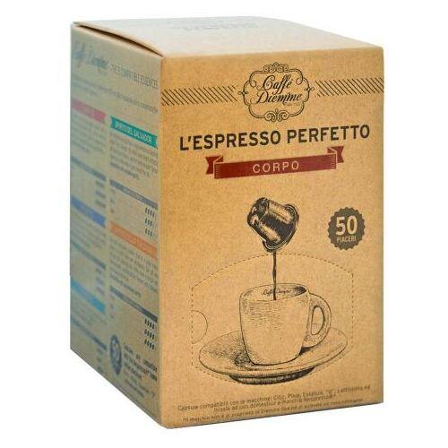 corpo nespresso 50 kapsułek marki Diemme