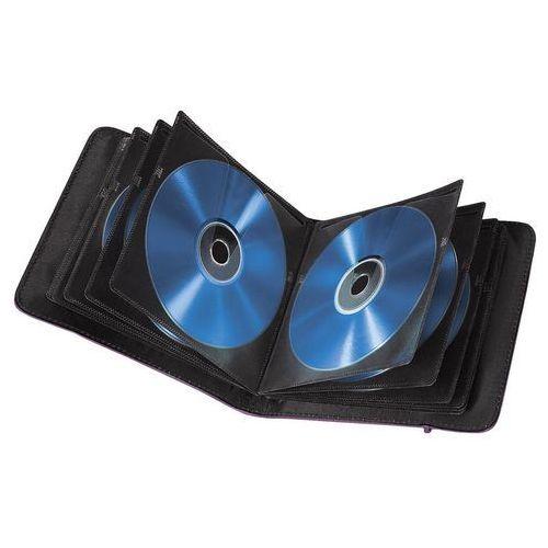 cd wallet slim 24 cd fiolet gumka (95667) darmowy odbiór w 15 miastach!, marki Hama