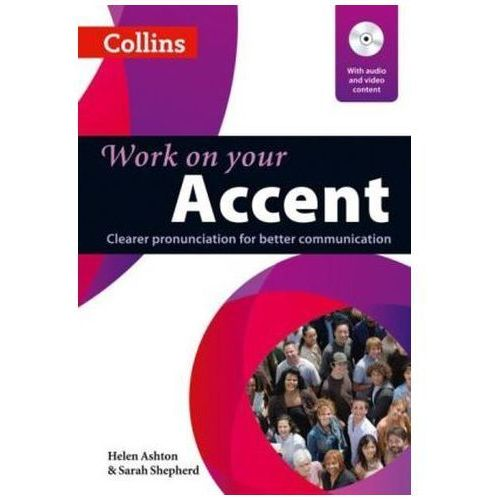 Work on Your Accent + DVD, Collins