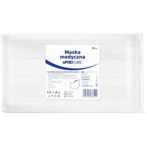 APTEO CARE Maska medyczna x 10 sztuk