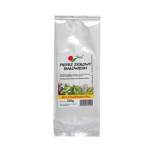 100g pieprz ziołowy białowieski marki Runo