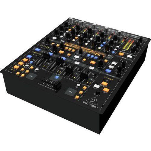 Behringer DDM4000 MIDI DJ-mikser sampler efekty