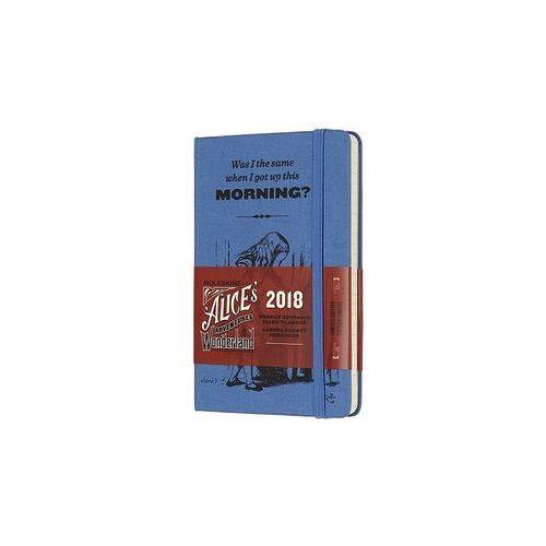 Kalendarz Moleskine 2019 Weekly, Pocket, DENIM edycja limitowana