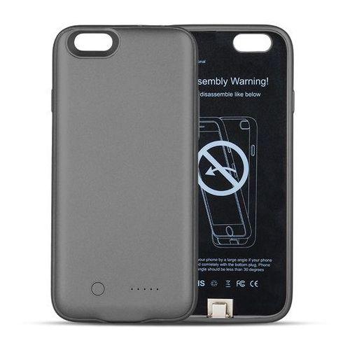 Forever GSM022048 iPhone 6/6S (czarny) - produkt w magazynie - szybka wysyłka! (5900495497512)