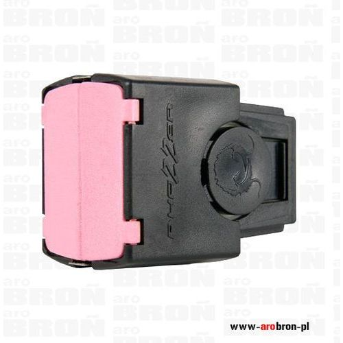 Kartridż z pudrem pieprz. zasięg do 3,5m - różowy Phazzer - produkt z kategorii- paralizatory
