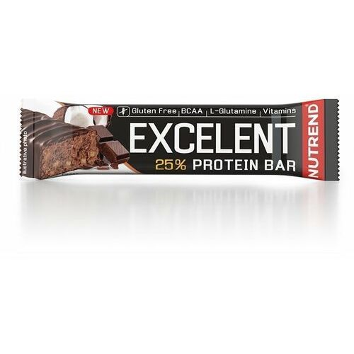 Nutrend baton białkowy excelent 85 g