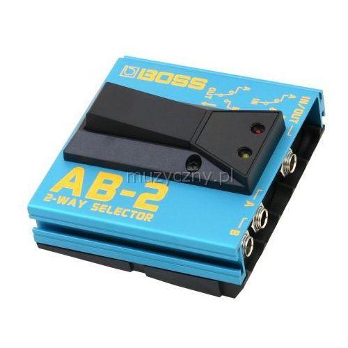BOSS AB-2 selektor sygnału, dwudrożny