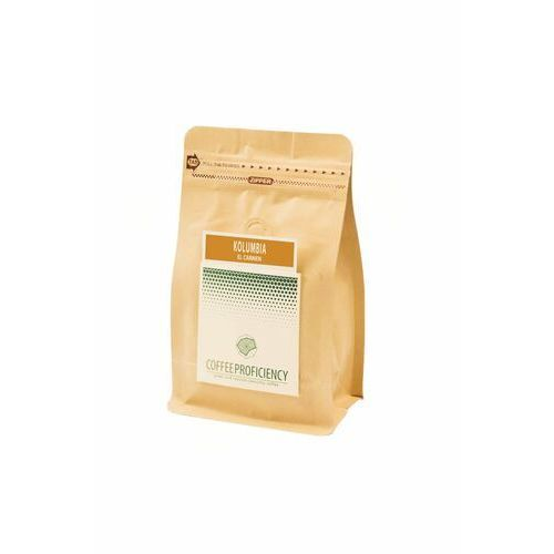 Coffee proficiency Kawa ziarnista kolumbia el carmen 250g