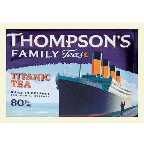 Thompson's titanic tea 80 torebek 250 gram marki Punjana ltd