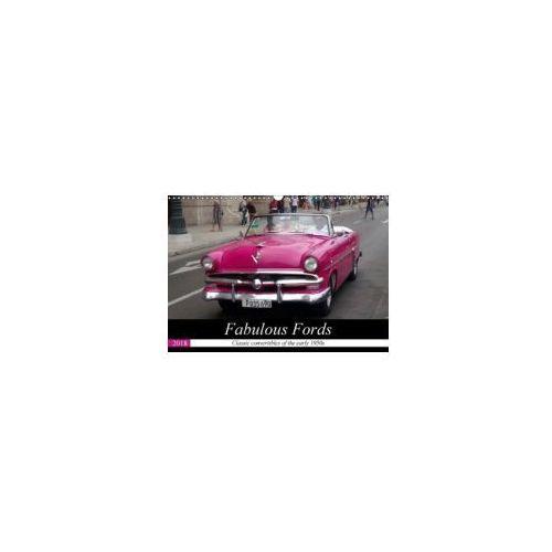 Fabulous Fords (Wall Calendar 2018 DIN A3 Landscape) (9781325318377)