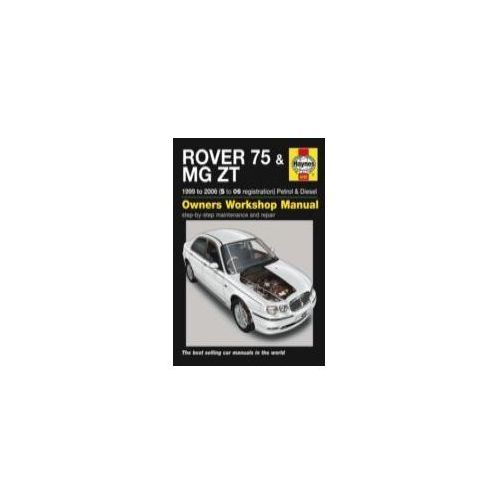 Rover 75 & Mg Zt Service And Repair Manual