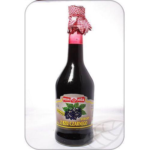 Polska róża Syrop z bzu czarnego 500 ml