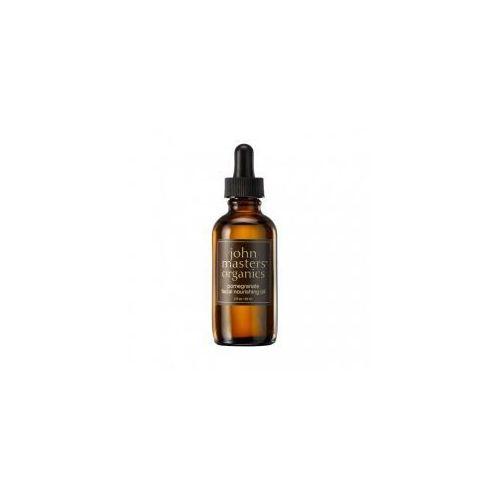 John Masters Organics, odżywczy olejek do twarzy z granatem, 59 ml