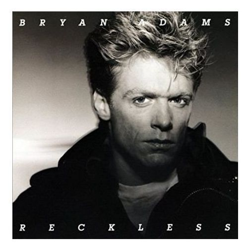 Universal music Bryan adams - reckless (deluxe edition)
