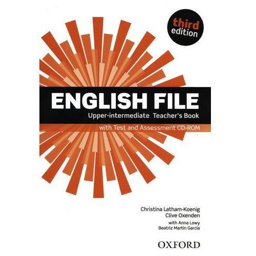 English File Third Edition Upper-Intermediate książka nauczyciela, oprawa miękka