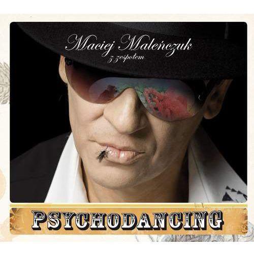 Warner music Maciej maleńczuk, psychodancing - maleńczuk z zespołem psychodancing (digipack)
