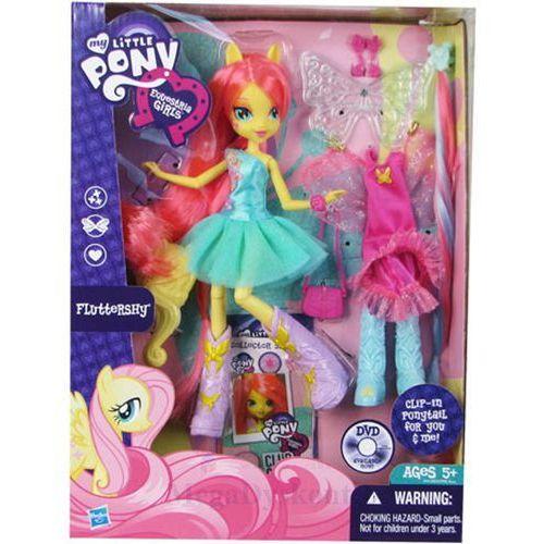 My Little Pony Equestria girls Lalka Z Akcesoriami, Hasbro ... - sprawdź w Stresh