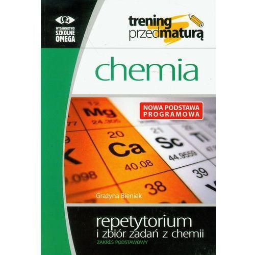 Trening przed maturą Chemia repetytorium i zbiór zadań (224 str.)