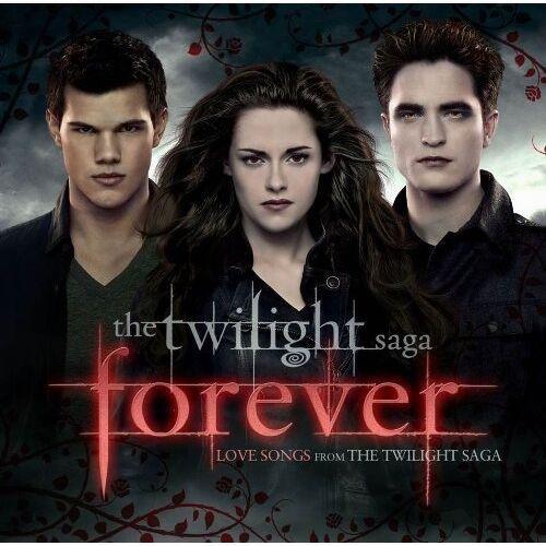 The twilight saga - forever love songs from the twilight saga - różni wykonawcy (płyta cd) marki Warner music / rhino