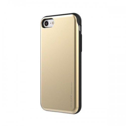 Mercury etui sky slide iphone x złoty (8806164339084)