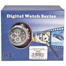 Kolter Sportowy zegarek z kamerą 4 GB srebrny wz. 923 z kat. kamerki i rejestratory video