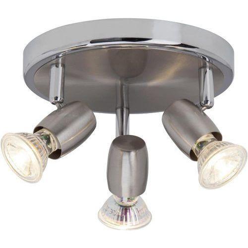 Lampa punktowa Brilliant G54834/77 GU10, (Ø) 19 cm, żelazowy, chrom