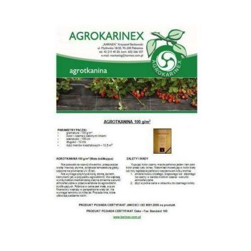 Agrotkanina 100 g/m2 1,05 X 10 mb. Paczka - produkt z kategorii- folie i agrowłókniny