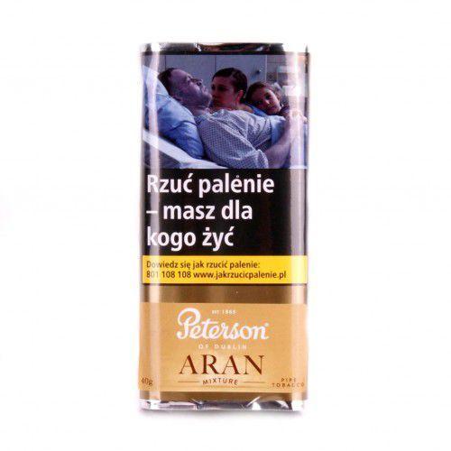 Tytoń fajkowy Peterson Aran Mixture 40g, aran
