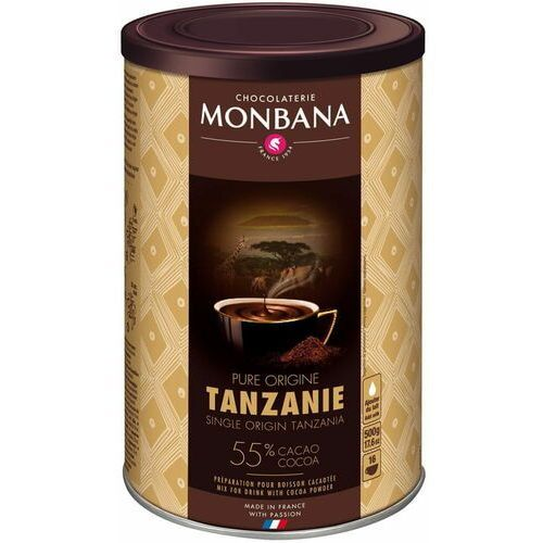czekolada tanzanie, 500 g marki Monbana