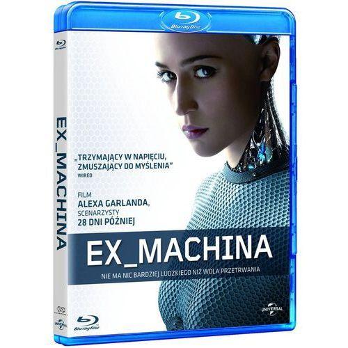 Ex machina blu ray marki Filmostrada