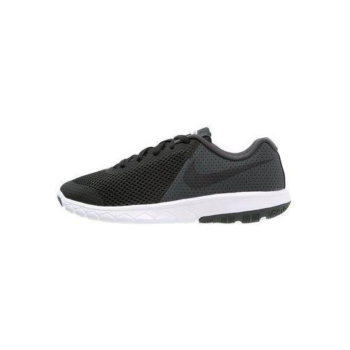 Nike Performance FLEX EXPERIENCE 5 Obuwie do biegania startowe black/anthracite/white, kolor czarny