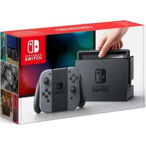 Nintendo switch joy-con szary (0045496452315)