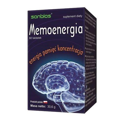 Tabletki Memoenergia 60tabl