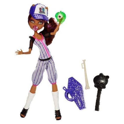 Mattel Monster High Sportowe Upiorki Clawdeen Wolf - sprawdź w Satysfakcja