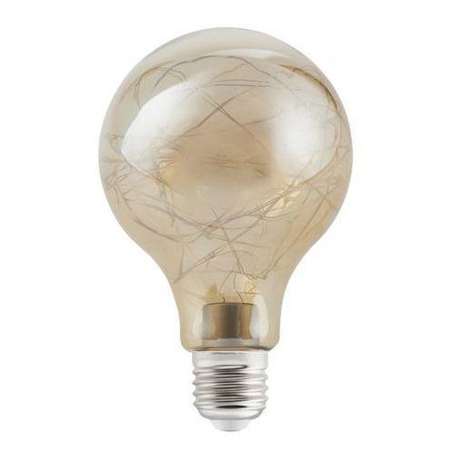 Żarówka LED Diall A90 E27 0 8 W 10 lm girlanda przezroczysta barwa ciepła, 7525600005