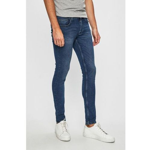 Only & Sons - Jeansy Warp Blue, jeans